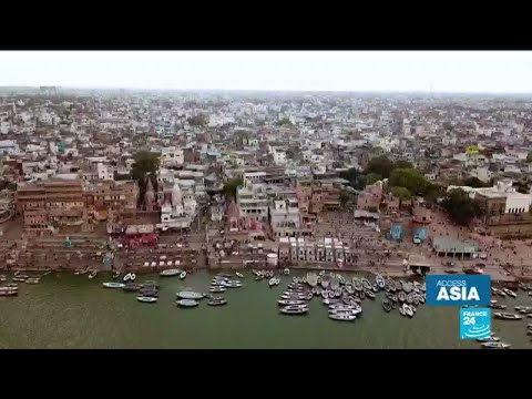 Sacred but polluted: River Ganges drowns in a sea of rubbish