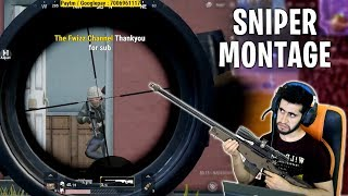 SNIPER LOVERS AND SOME RUSH GAMEPLAY HIGHLIGHTS | PUBG MOBILE