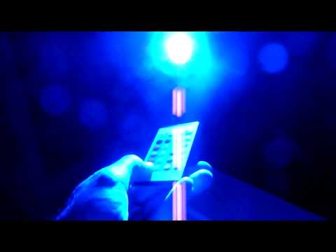 LED Music Responding Light Bulb - LED DJ Lighting