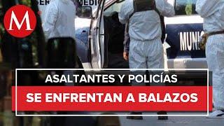 Intento de robo en joyería de Cuautla, Morelos, deja seis detenidos