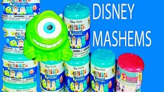 Disney Mashems Pixar NEW Fashems LPS Rare Toys Opening Toy Story Monsters Inc Finding Nemo Dory