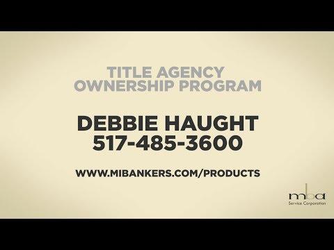 MBASC: Title Agency Ownership Program