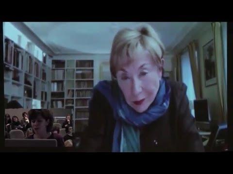 Julia Kristeva (University of Paris VII Diderot) via Skype