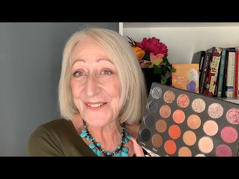 My Fun Tati Beauty Eye Palette Makeup for Mature Women Tutorial and Review thumbnail