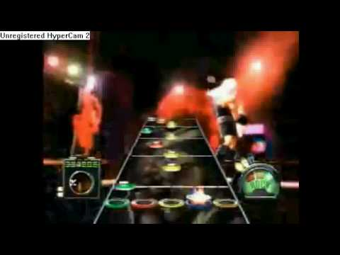 guitarhero dragonforce 99% chris