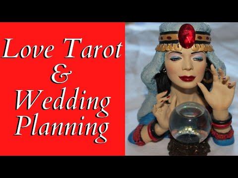 Love Tarot And Wedding Planning ❤ Seasonal Advice ❤ Love Tarot