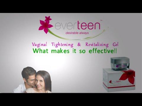 How Everteen Gel Works Youtube