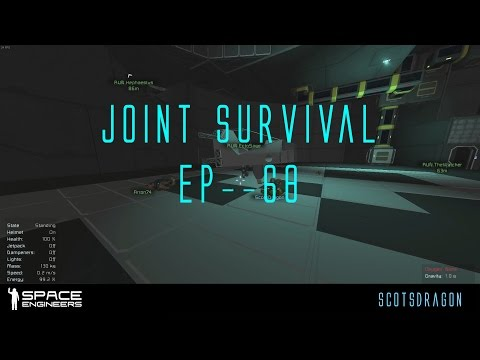 EP-68 Space Engineers, Joint Survival Drill Ship