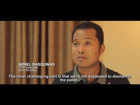 ALBAY: How volunteering helps service delivery in the Philippines