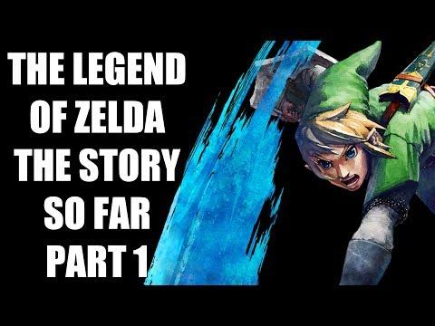 The Legend of Zelda - The Story So Far: Skyward Sword - Part 1