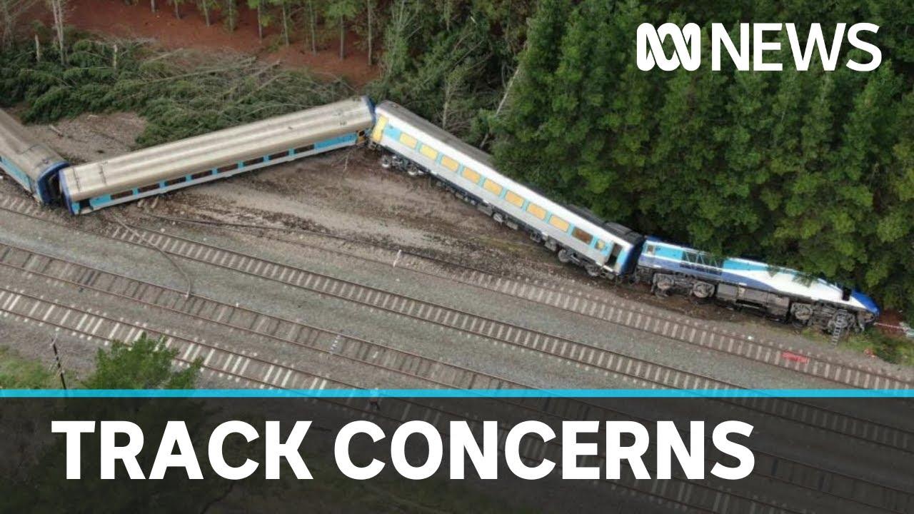 Train derailment at Wallan happened after track direction switch | ABC News MyTub.uz
