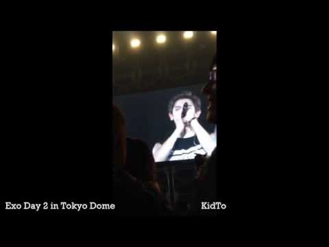 151107 EXO PLANET #2 – The EXO'luXion In Tokyo Dome Day 2