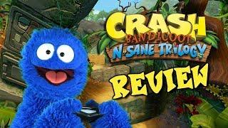 Crash N Sane Trilogy Review │ I'm Having a Crashback (Video Game Video Review)