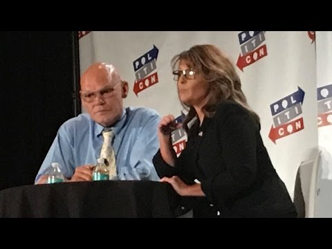 Sarah Palin Offers Some Incoherent Advice To Donald Trump On Choosing A Running Mate