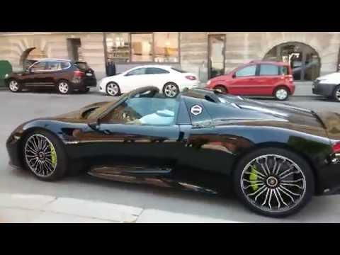 exclusive 2015 porsche 918 spyder new car review top speed zlatan ibrahimovic youtube. Black Bedroom Furniture Sets. Home Design Ideas