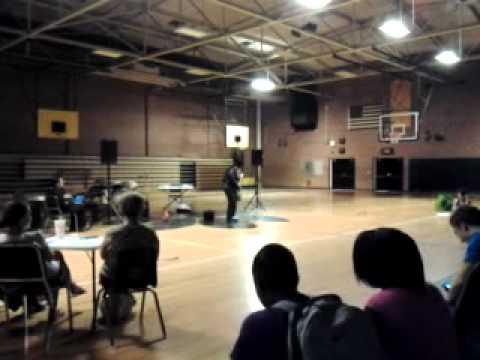 James Kenan High School Tiger Idol Performance