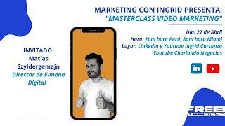 "MasterClass ""Video Marketing"""
