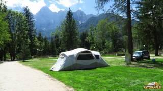 Camping Špik - Gozd Martuljek