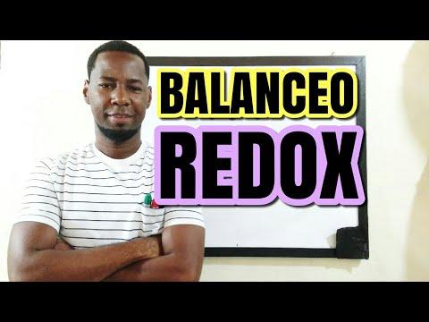 Balanceo de ecuaciones por redox fácil