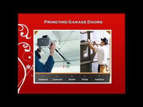 Primetime Garage Doors - Call Now: 520-686-5017
