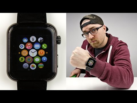 Thumbnail: FAKE APPLE WATCH