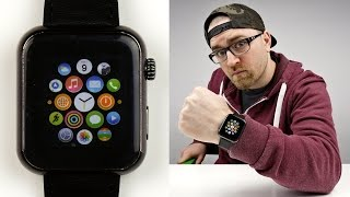 FAKE APPLE WATCH(Subscribe: http://youtube.com/unboxtherapy Twitter: http://twitter.com/unboxtherapy Welcome to my unboxing and comparison of this fake Apple Watch. In this ..., 2015-02-06T10:24:22.000Z)