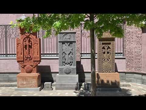 Армянская Апостольская Церковь в городе Краснодар. Видео снято 10.07.2020 год.