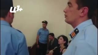 Միջադեպ դատարանում  Փոստանջյանի կողմնակիցը չենթարկվեց դատավորի սանկցիային