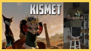 VR Fortune Teller: Kismet - Will I get my hair back? (HTC Vive)