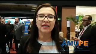 XXI Marcha a Brasília: Prefeita de Brejinho - PE avalia o evento e sua importância