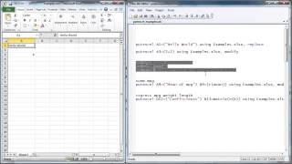 saving stata estimation results to excel