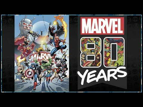 Marvel's 80th Anniversary Panel | D23 Expo