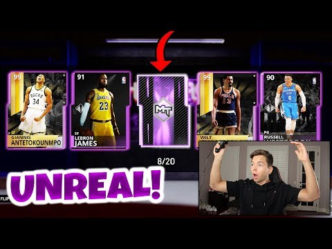 *CRAZY* NBA 2K19 PACK OPENING!! 10 AMAZING PULLS!!