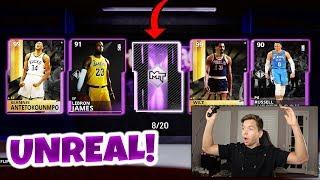 *CRAZY* NBA 2K19 PACK OPENING!! 10 AMAZING PULLS!!
