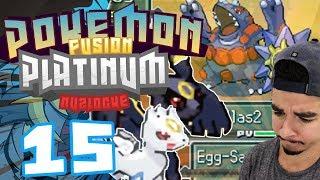 ON NE T'OUBLIERA JAMAIS.. - Pokémon Fusion Platinum #15