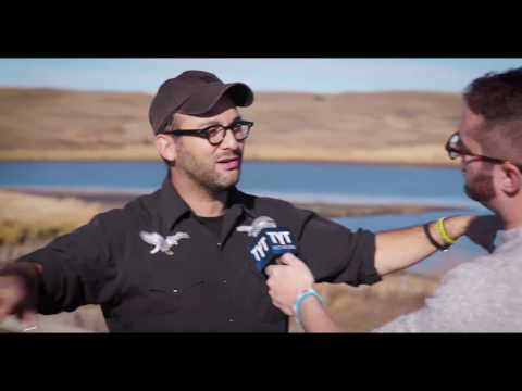 "Josh Fox SLAMS ""Police State Oil-igarchy"" In North Dakota"