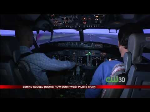 Southwest Airlines Pilot Training - Behind Closed Doors with Cameron Harper
