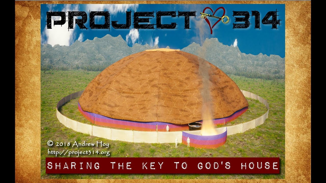 MIRROR: Zen Garcia - Andrew Hoy - Project 314 Round Tabernacle - Terumah Interview