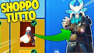 SHOPPO ALL THE BATTLE PASS of SEASON 5 of FORTNITE !