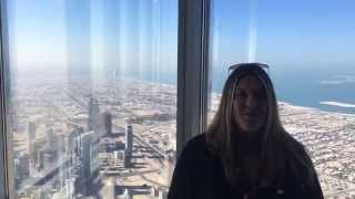 At the Top - Burj Khalifa SKY Lounge with Allison Sodha