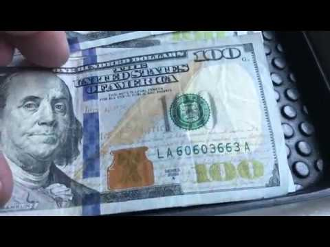 Silver Certificate! $3000.00 Bant Note Hunt! 100 Year Old Coin Found!  & More!