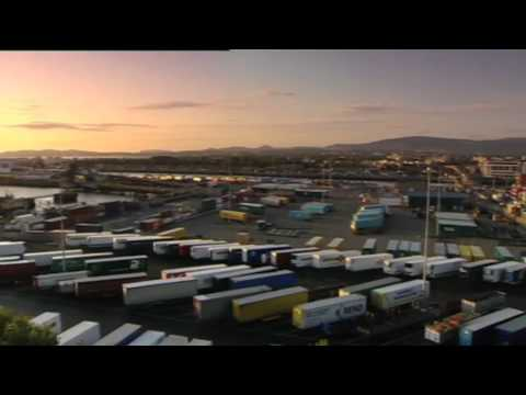 Day in the Life of Dublin Port (Part 1)