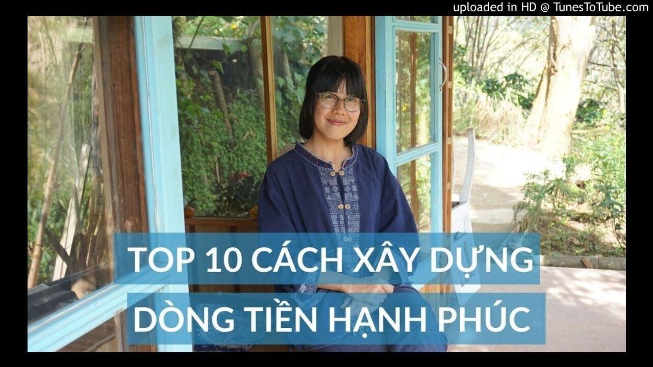 [Money EQ] Top 10 cách xây dựng Dòng Tiền Hạnh Phúc