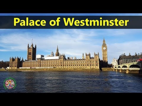 Best Tourist Attractions Places To Travel In UK-England | Palace of Westminster Destination Spot