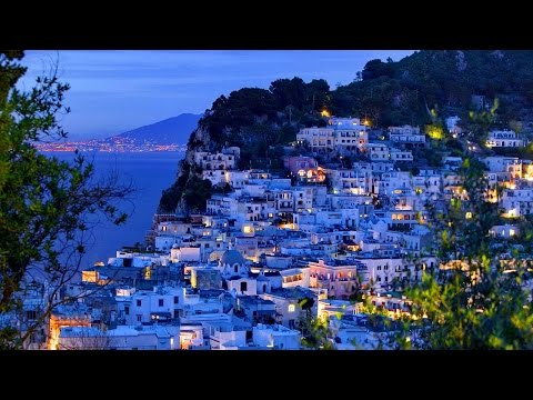 Beautiful Italian Music - Town of Italy