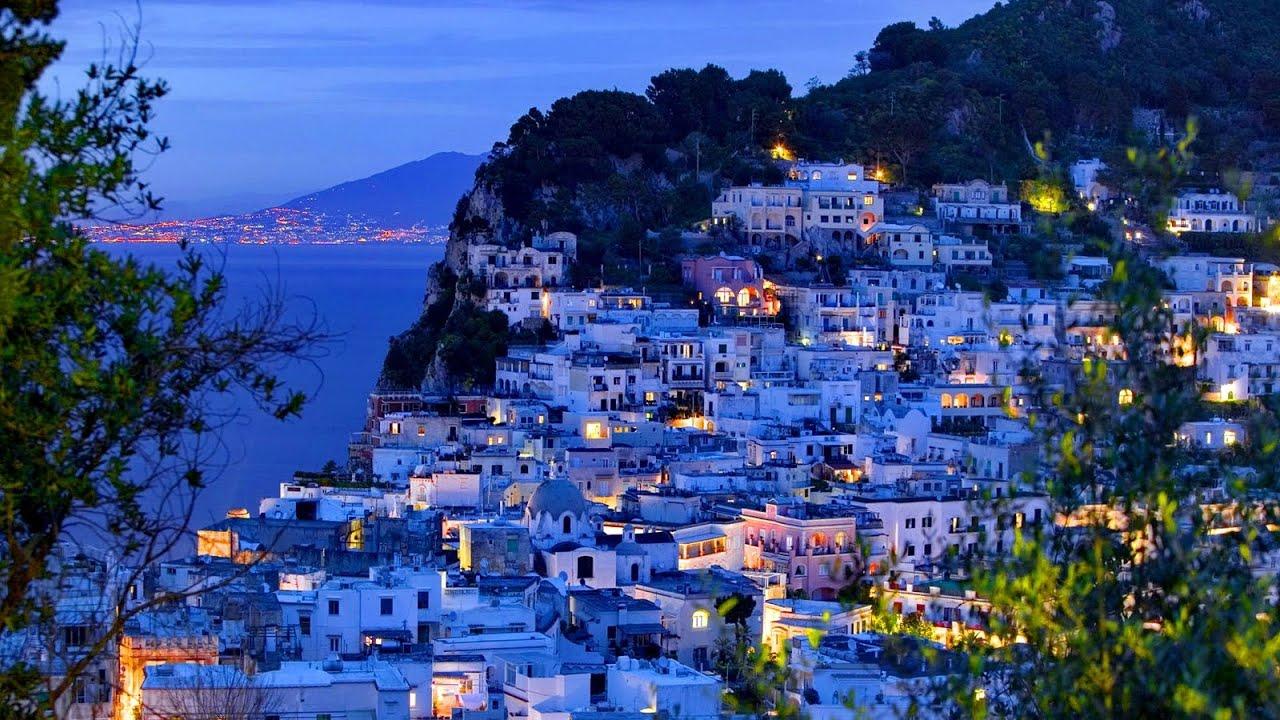 Beautiful Italian Music - Town of Italy - YouTube