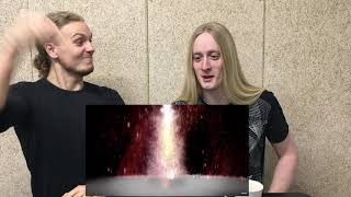 Judas Priest - Never The Heroes REACTION VIDEO