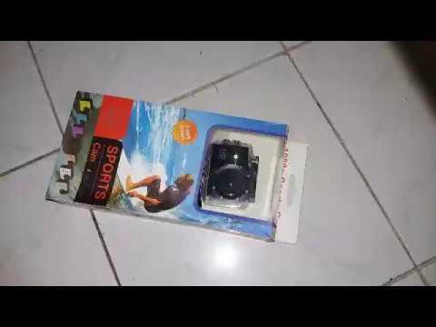 Unboxing Kamera GoPro Murah - Indonesia