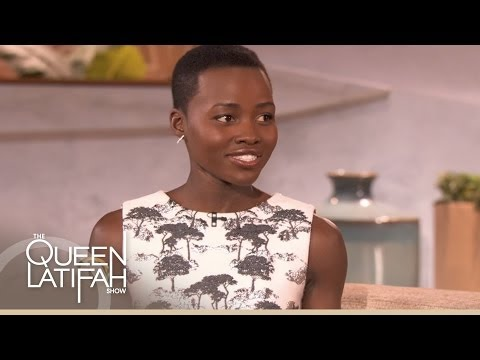 Lupita Nyong'o Talks The Craft of Acting on The Queen Latifah Show