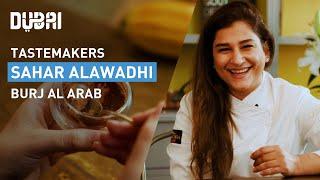 Dubai Tastemakers: Chef Sahar AlAwadhi - Burj Al Arab | Visit Dubai